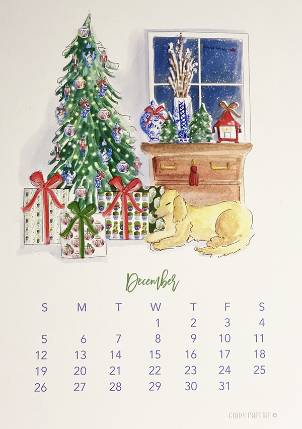 Art Calendars: A gift Appreciated Year-Round